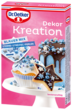 Dekor Kreation Blauer Mix