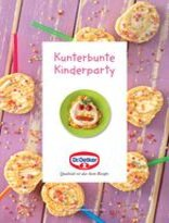 Kunterbunte Kinderparty
