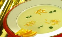 sellerie orangen suppe