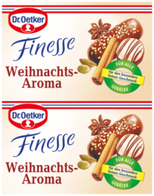 Finesse Weihnachts-Aroma