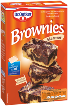 Marmor Brownies