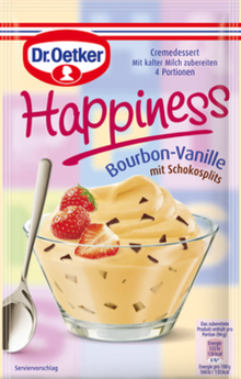 Happiness Bourbon-Vanille
