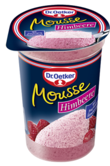 Mousse Himbeere