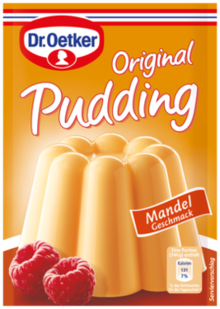 Original Pudding Mandel