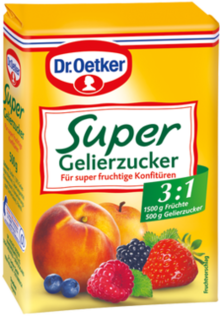 Super Gelierzucker 3:1