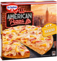 All American Pizza Hawaii