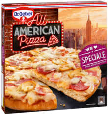 All American Pizza Speciale