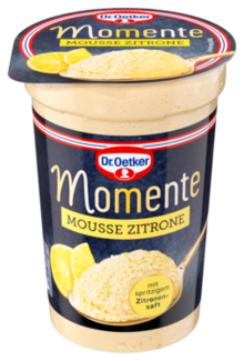 Momente Mousse Zitrone