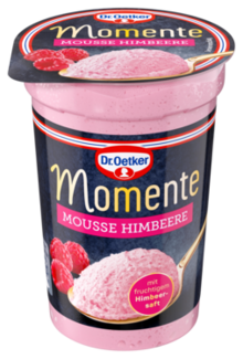 Momente Mousse Himbeere